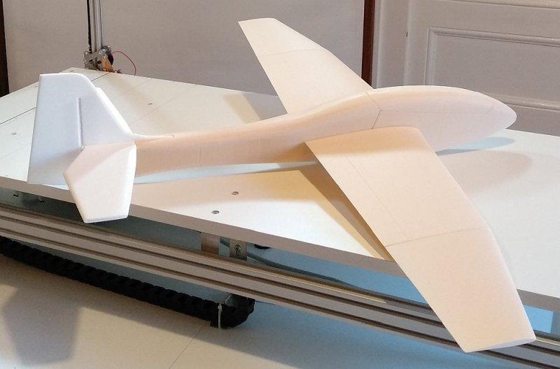 Le Ribouldingue : un projet CNC Fil Chaud à partir d'un croquis